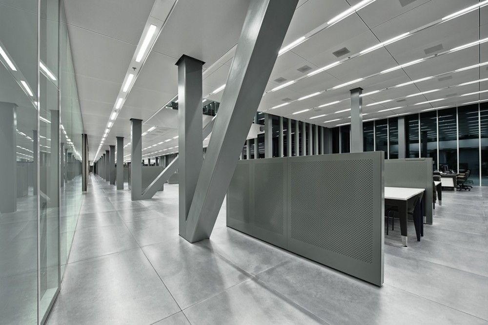 Gallery of G Star RAW HQ OMA 13 | Architecture, G star