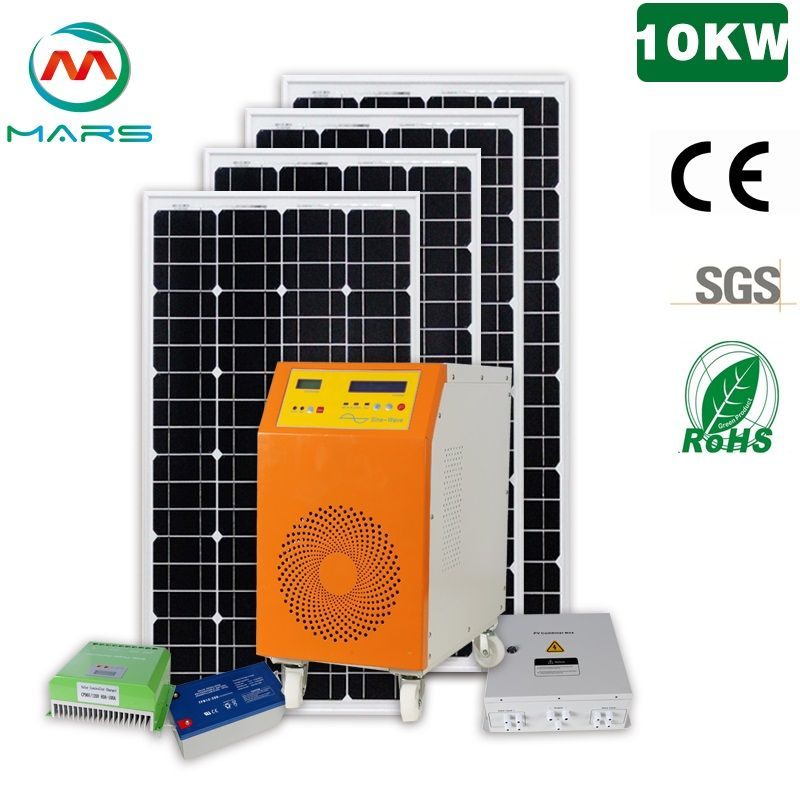 10kw Solar System In 2020 Solar Power Batteries Solar Panel Cost Solar Solutions