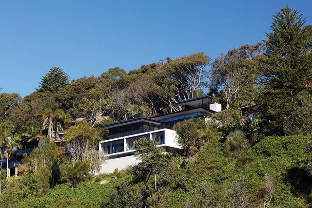 Northern Beaches House   ArchitectureAU
