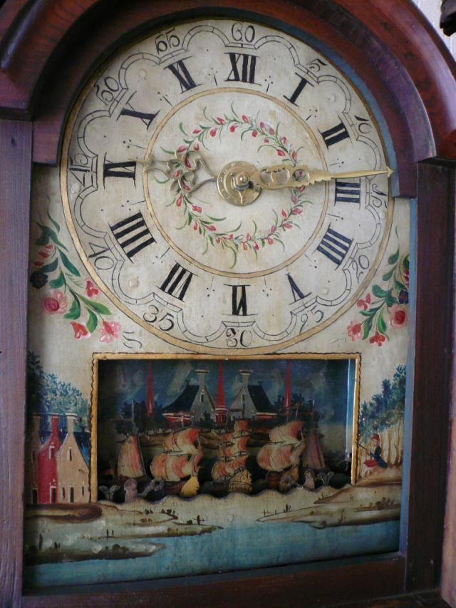 No 851 Friese Klok Schreurs Klokken Antique Clocks
