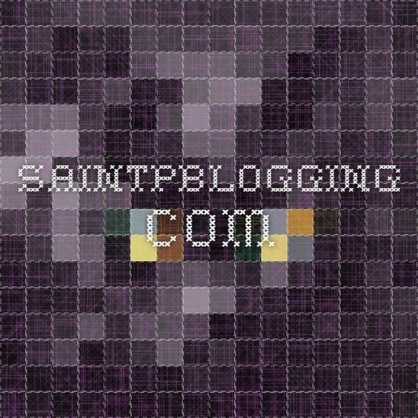 saintpblogging.com
