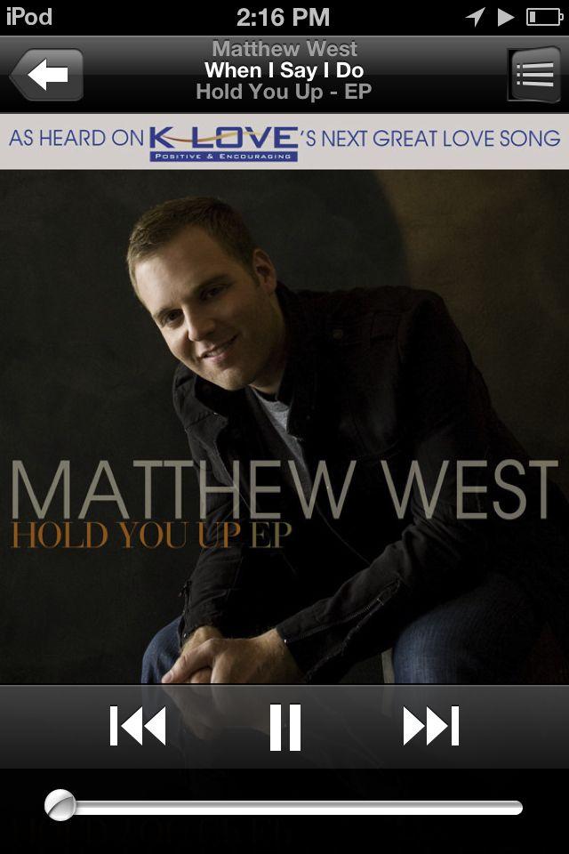 Hopefully My Wedding Song Perfect Wedding Songs Wedding Songs Matthew West