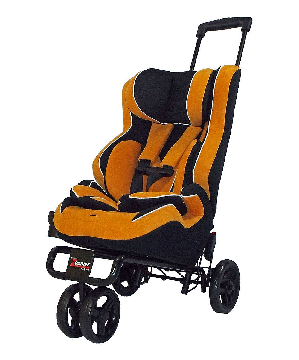 Zoomer & Sit N Stroll GREAT For Small & Special Needs