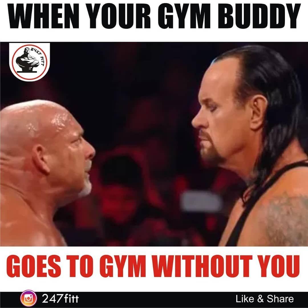 TAG YOUR GYM BUDDY😂😂💪💪☝️👆 #gymbuddy #gym #fitness #gymlife #workout #gymmotivation #fitnessmotivatio...