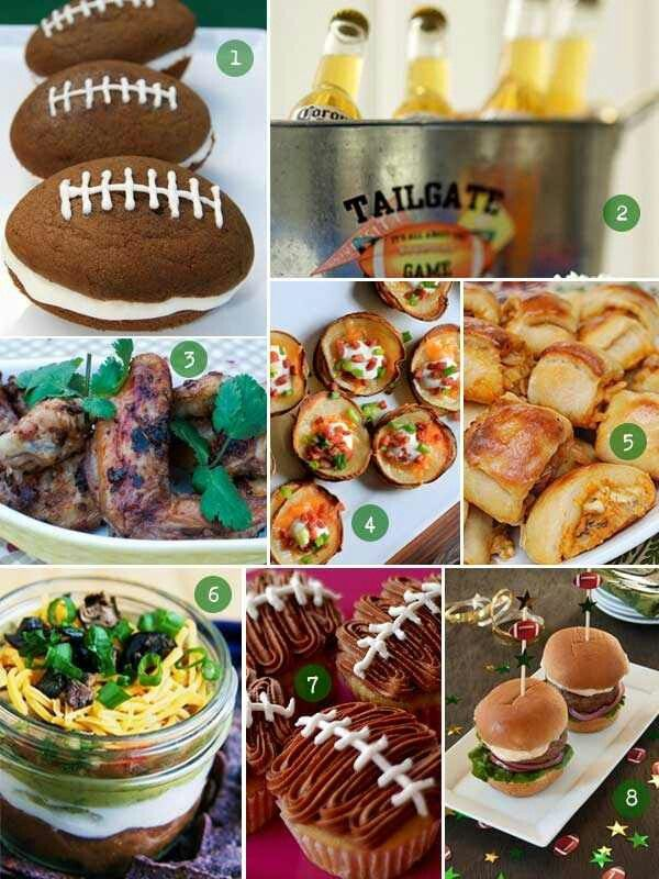 Football tailgate recipes easy