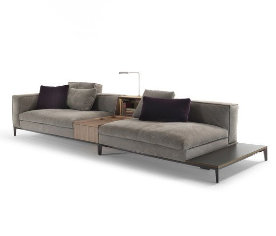 Sofas seating taylor frigerio check it out on for Without back sofa