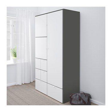 In Greywhite 2019 Wardrobe IkeaBabaszoba Visthus dCxoeB
