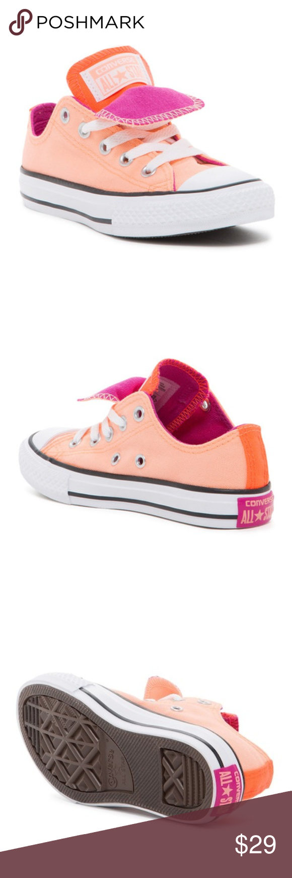 32c3ae2737df CONVERSE Chuck Taylor All Star Low Top Sunset Glow Brand-New