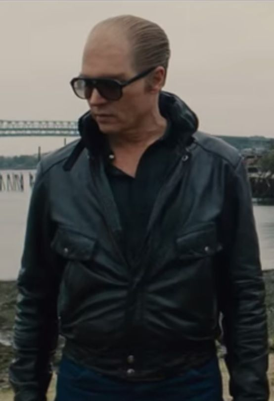 a25bf04815326 Black Mass - Boston gangster mayhem starring Johnny Depp as Whitey Bulger   GangsterMovie  GangsterFlick