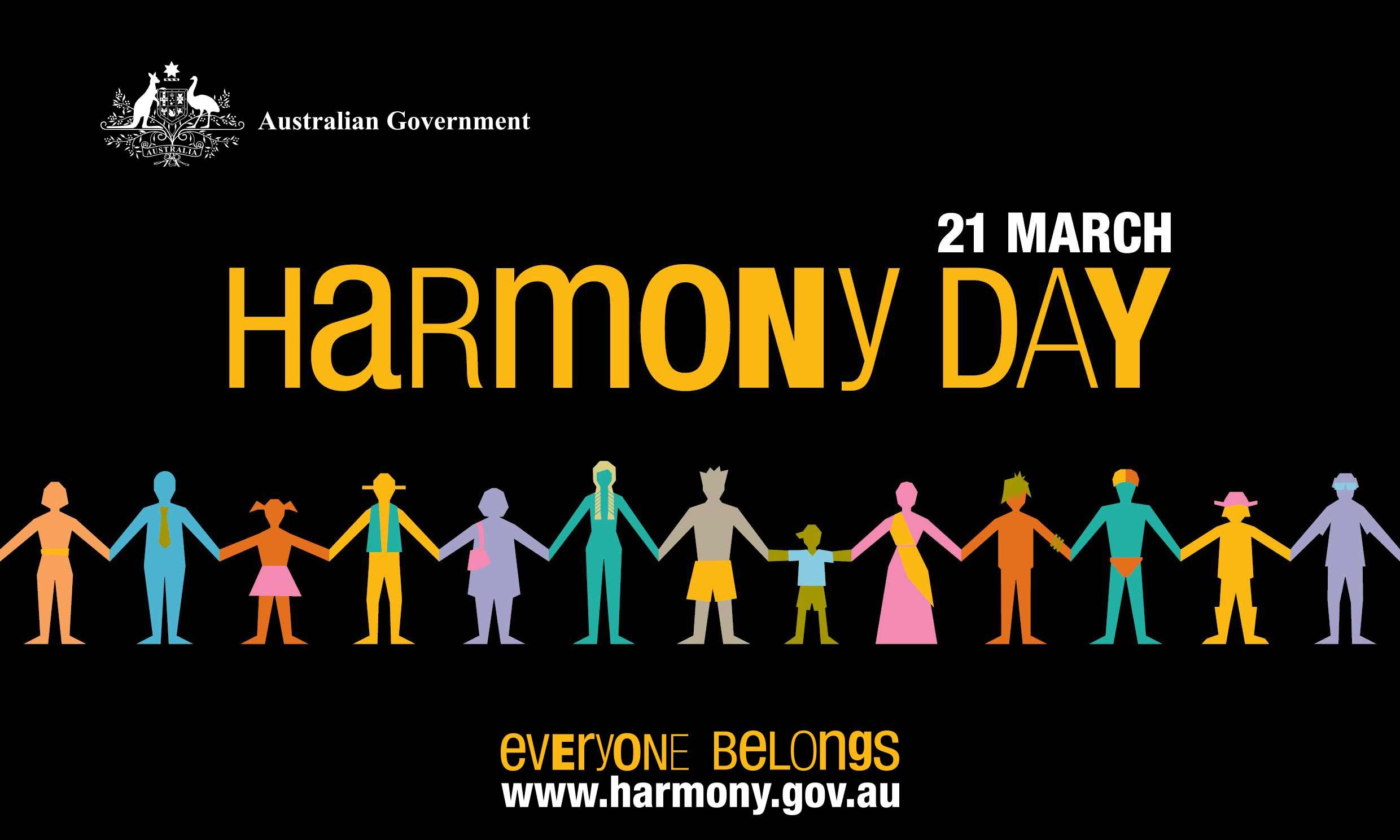Image result for harmony day