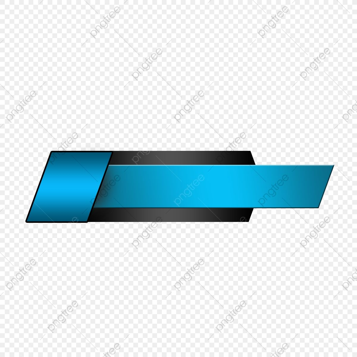 Lower Third Label Social Media Video Banner Graphic Lower Third Png Transparent Clipart Image And Psd File For Free Download In 2021 Social Media Video Lower Thirds Clipart Images