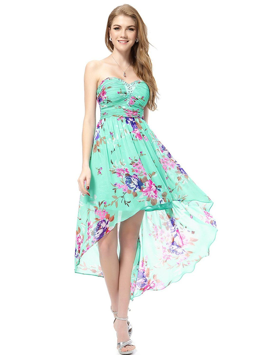 1af0f002fa Floral have always been a popular trend in the spring and summer months,  and this summer is no different. Description from blog.ever-pretty.com.