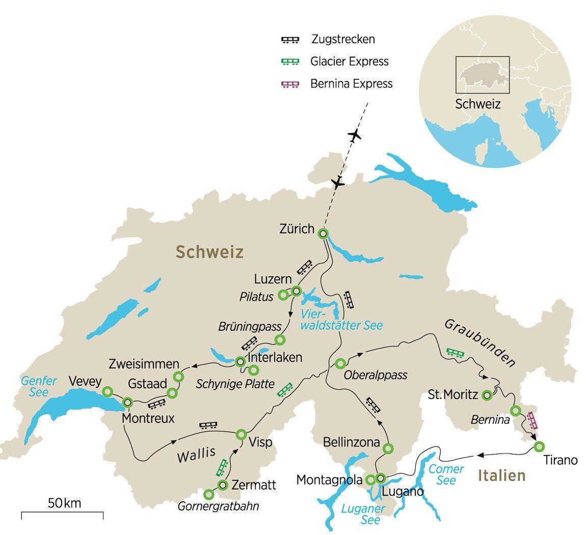 Schweiz Grand Train Tour Of Switzerland Schweiz Tour Schweiz