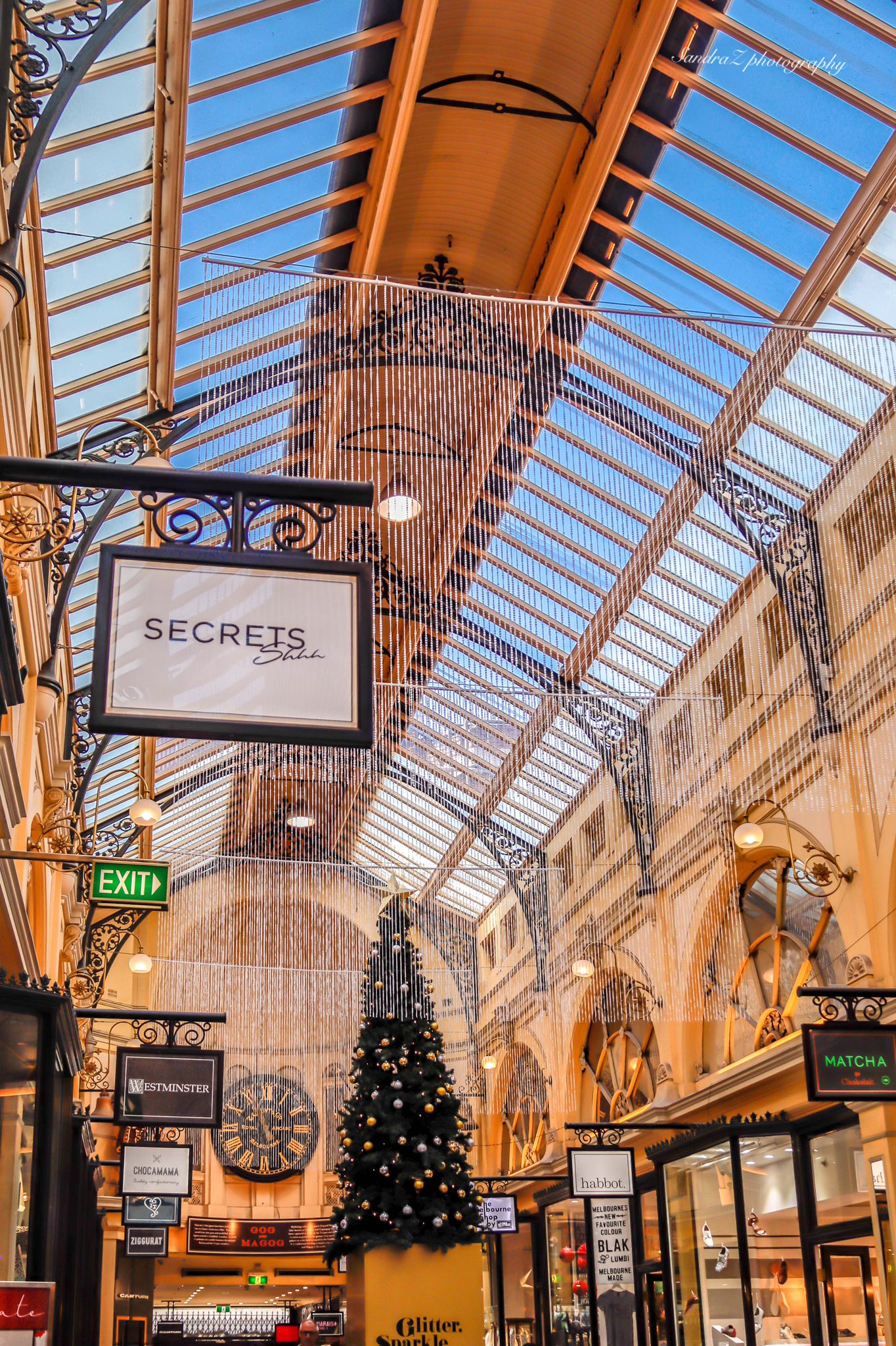 Broadway Shows Christmas 2019 Block Arcade Christmas/SandraZ | Melbourne in 2019 | Melbourne
