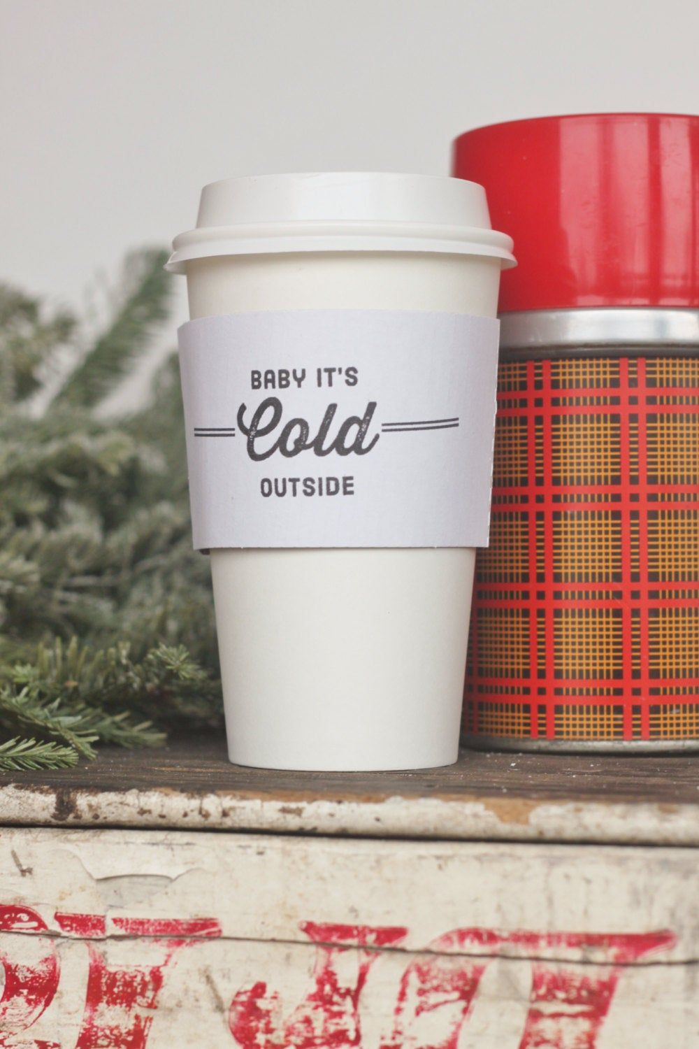 Sets 12 White Coffee + Hot Cocoa Cups and Lids 16oz