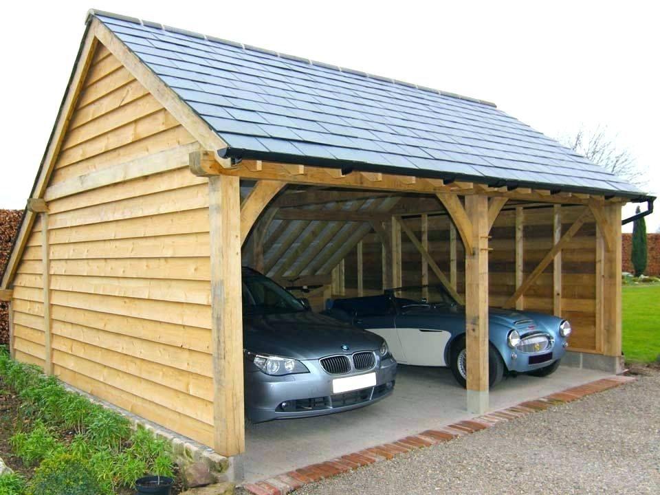 Timber Frame Carport Oak Frame Carports Oak Framed Carports Timber Car Port Kits Carports Carports Timber Fra Architecture Interieure Architecture Abri Voiture