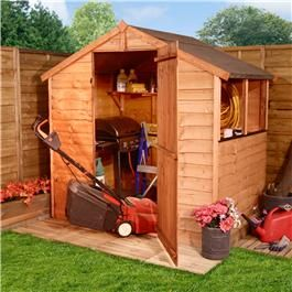 Sheds Direct Offer Some Of The Finest Wooden Garden Sheds Available Online  At The The Very