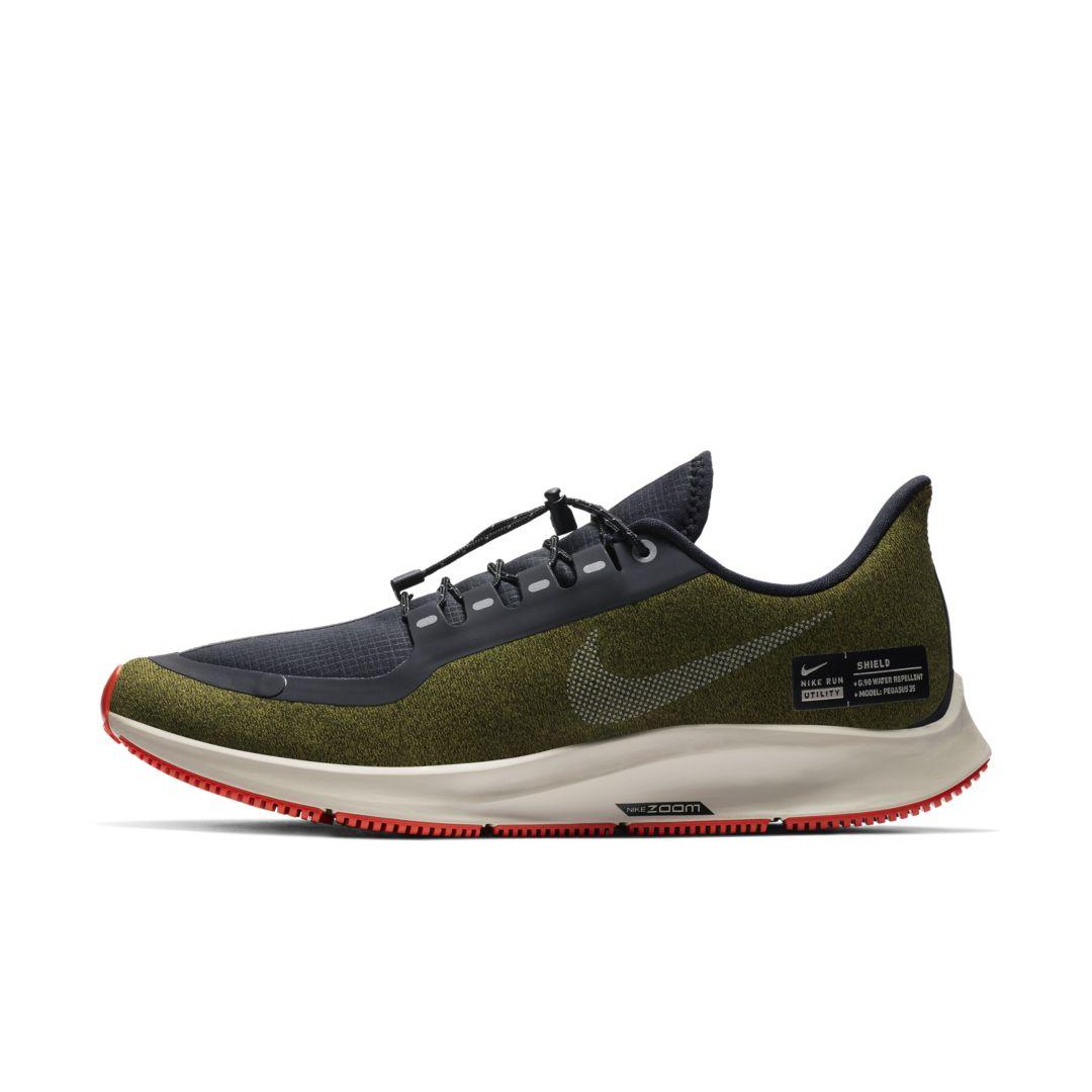 Nike Air Zoom Pegasus 35 Shield Men's Running Shoe Size 11.5