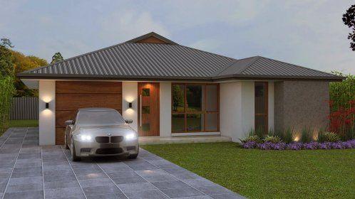 Small Modern  home design