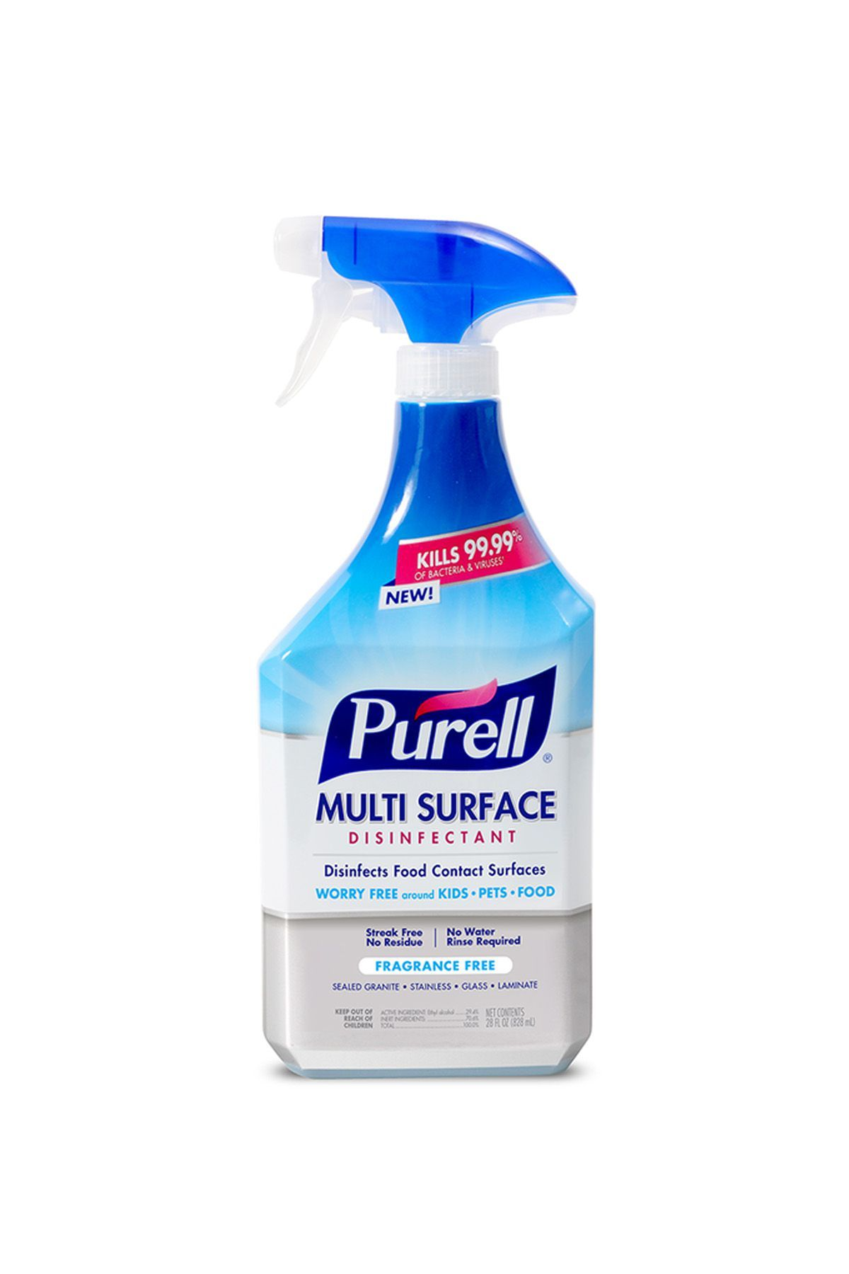 Cleaning experts say your allpurpose cleaner might not