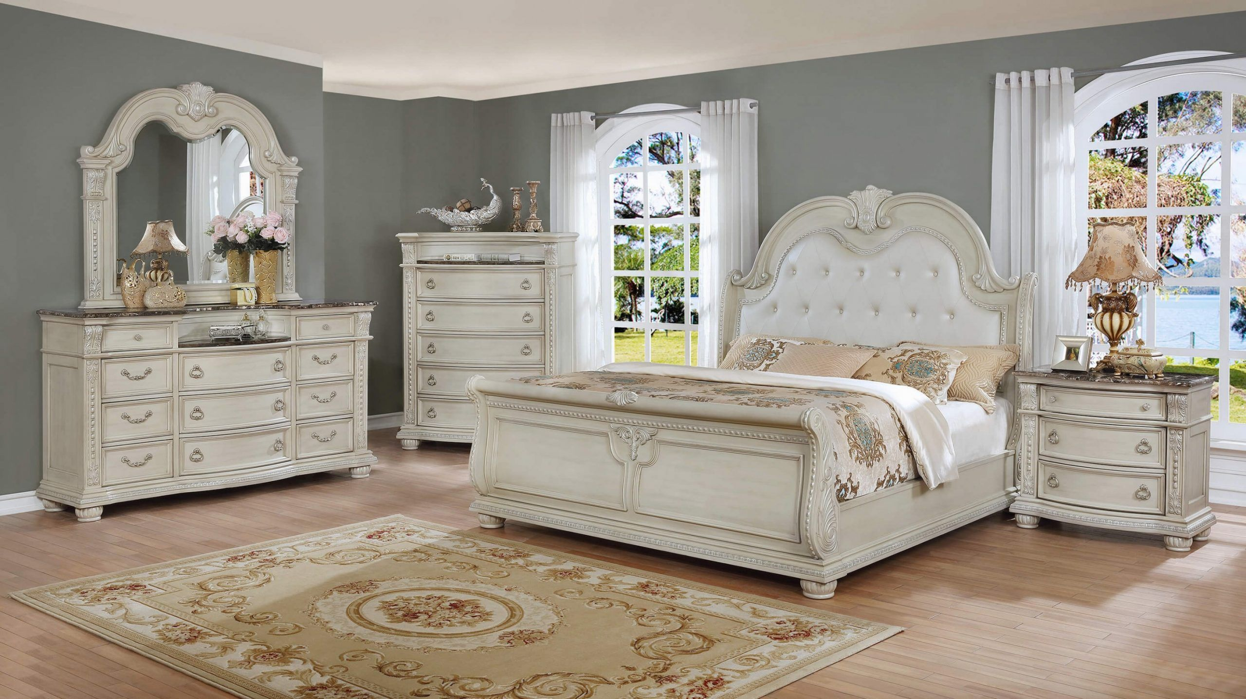5 Questions To Ask At Cheap White Bedroom Furniture Set King Bedroom Sets White Bedroom Set Bedroom Night Stands Antique white bedroom sets
