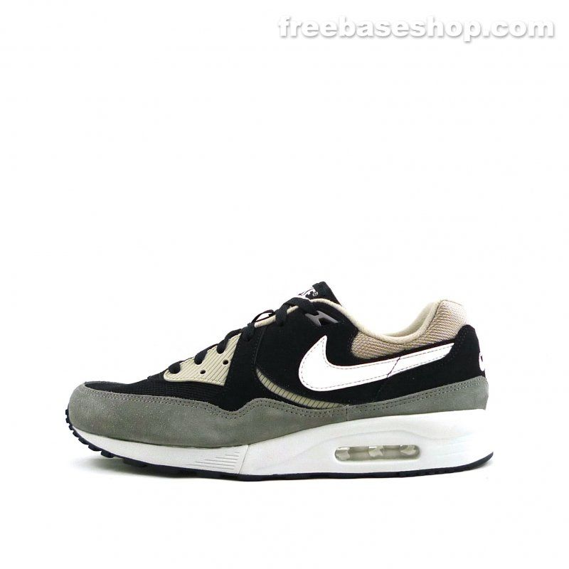 Nike Air Max Light Essential Black White Chino