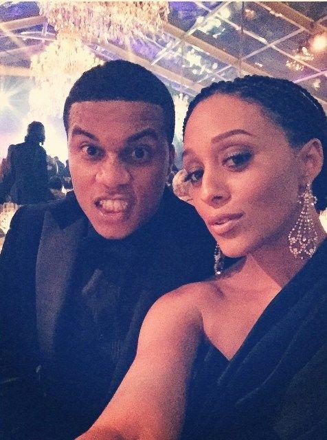 Tia Mowry & Cory Hardrict