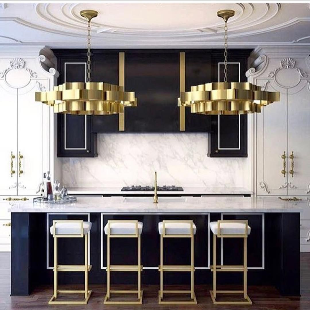 Luxury Kitchen Interior Design: Pin By Mayne Did It On Dine On Design