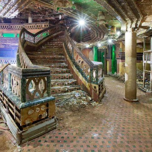 Lujo y muerte sumergidos: en el interior del Costa Concordia | Costa ...