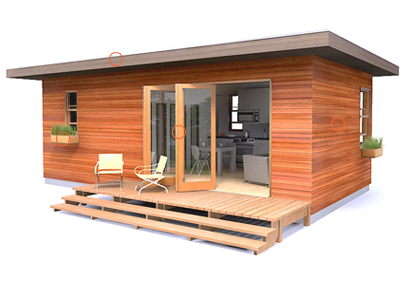 Prefab And Modular Homes Available Modern 1 Bedroom Prefabcosm Modular Homes Modern Prefab Homes Prefab Homes