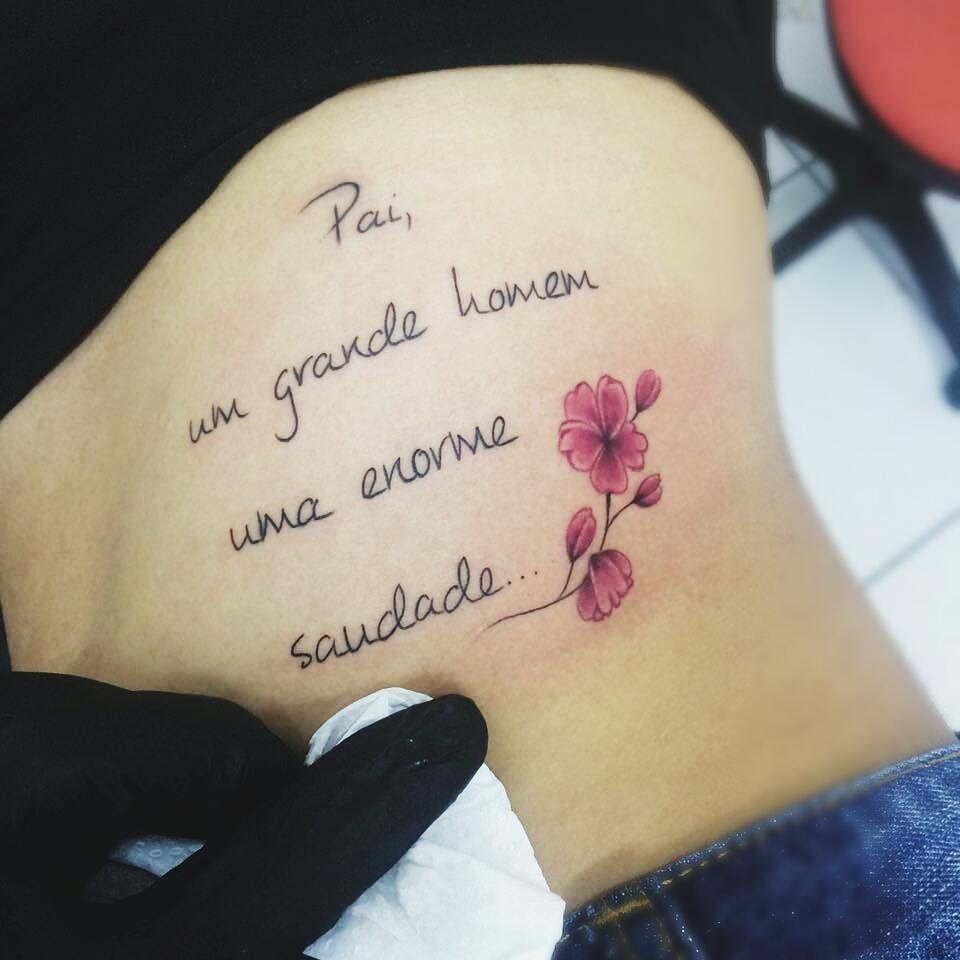 Pin De Thalia Caetano Em Beleza Tatuagem Feminina Tatuagem E