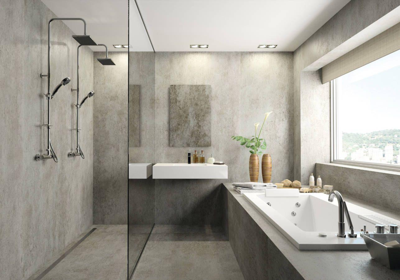35 salles de bains design | Appart | Salle de bain, Salle de ...