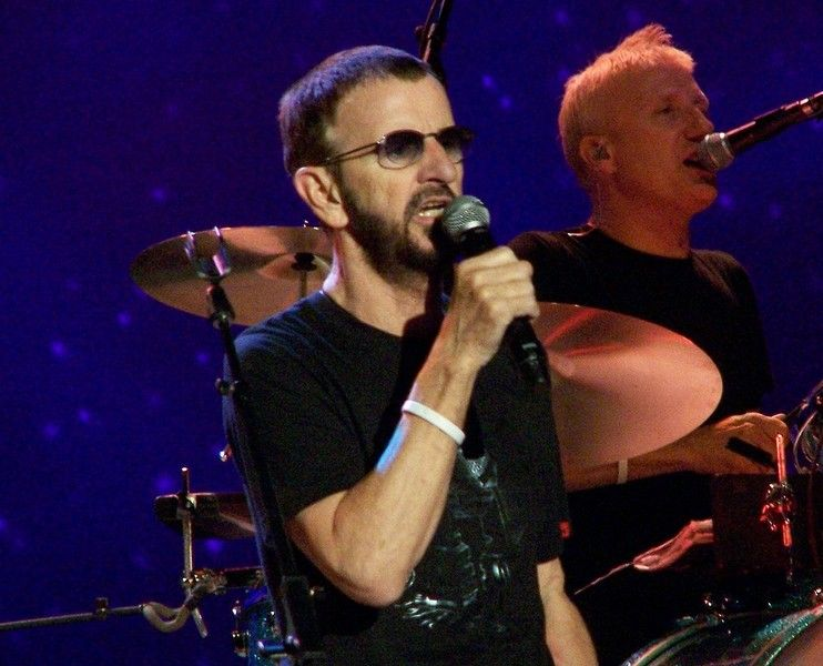 Slideshow: Ringo Starr and All-Starr Band celebrate a ...