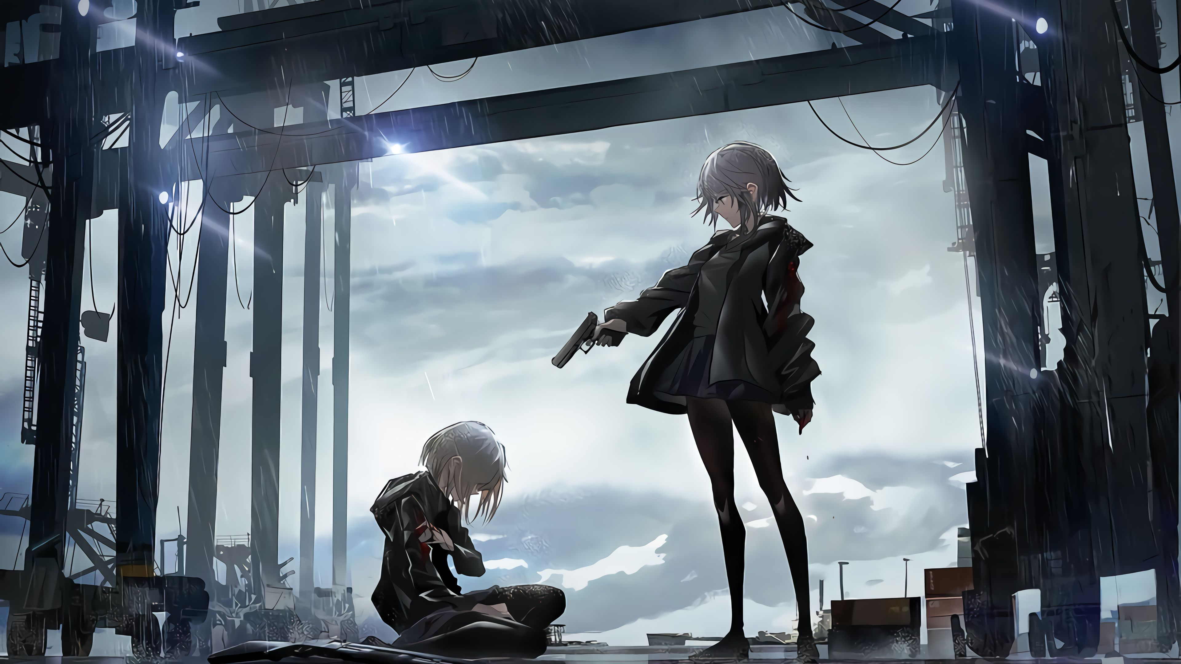 Pin On Backrounds 23 resolution wallpapers anime 4k
