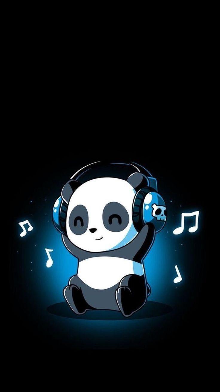 Pin By Headphones On Wallpapers Cute Panda Wallpaper Cute Cartoon Wallpapers Cute Disney Wallpaper