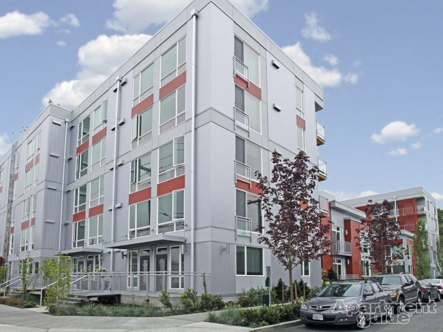 This Week S Apartment Of The Is Greenhouse Apartments In Seattle Wa