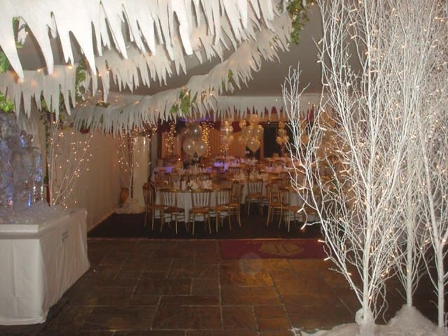 christmas party ideas - Christmas Party Decorations