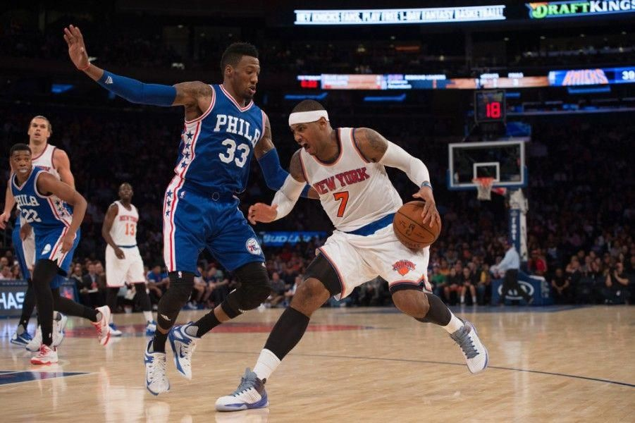 7f37140cab0 2016-17 fantasy profile  Knicks   The New York Knicks won t be a superteam  in 2016-17