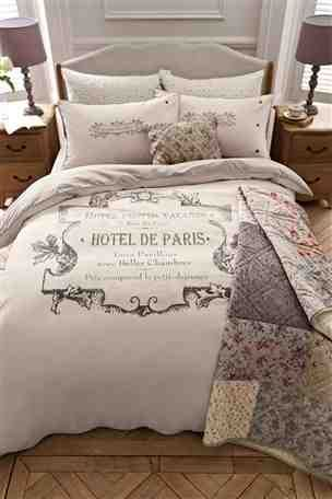 Hotel De Paris Duvet Cover From Next