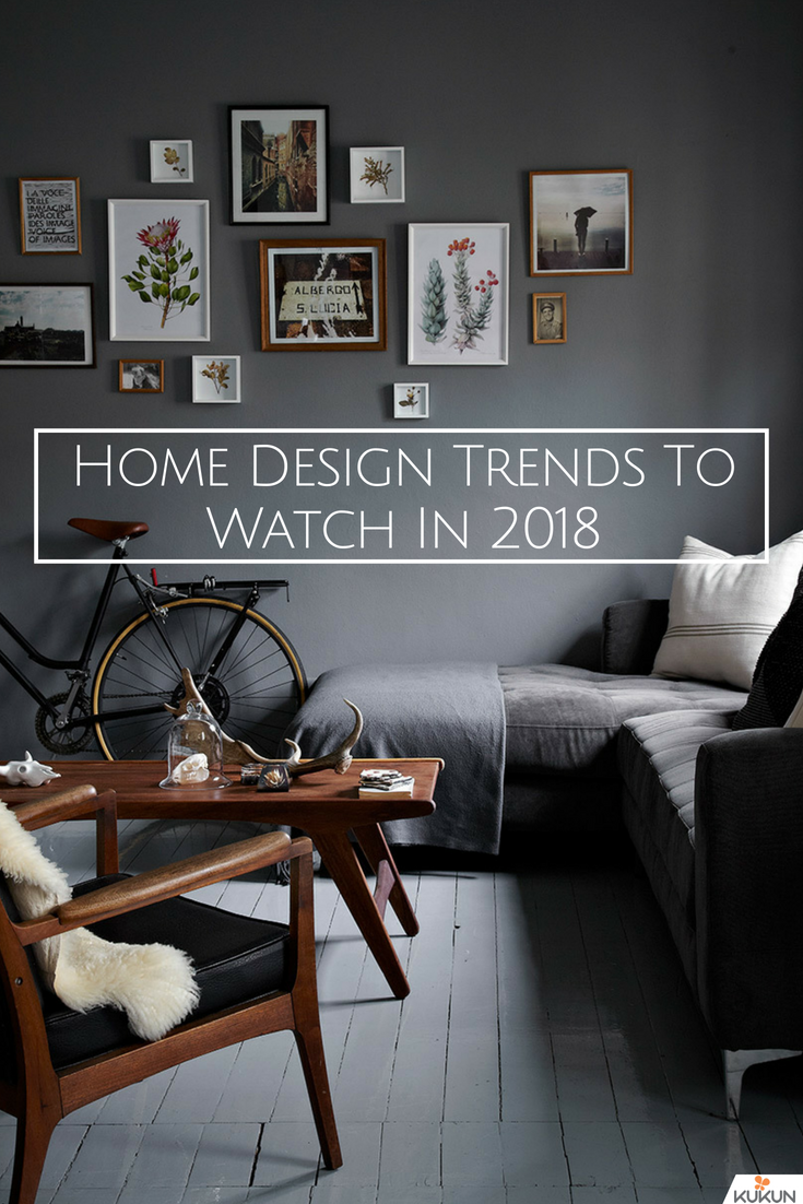 Awesome Home Design Trends to Watch in 5  Rooms home decor
