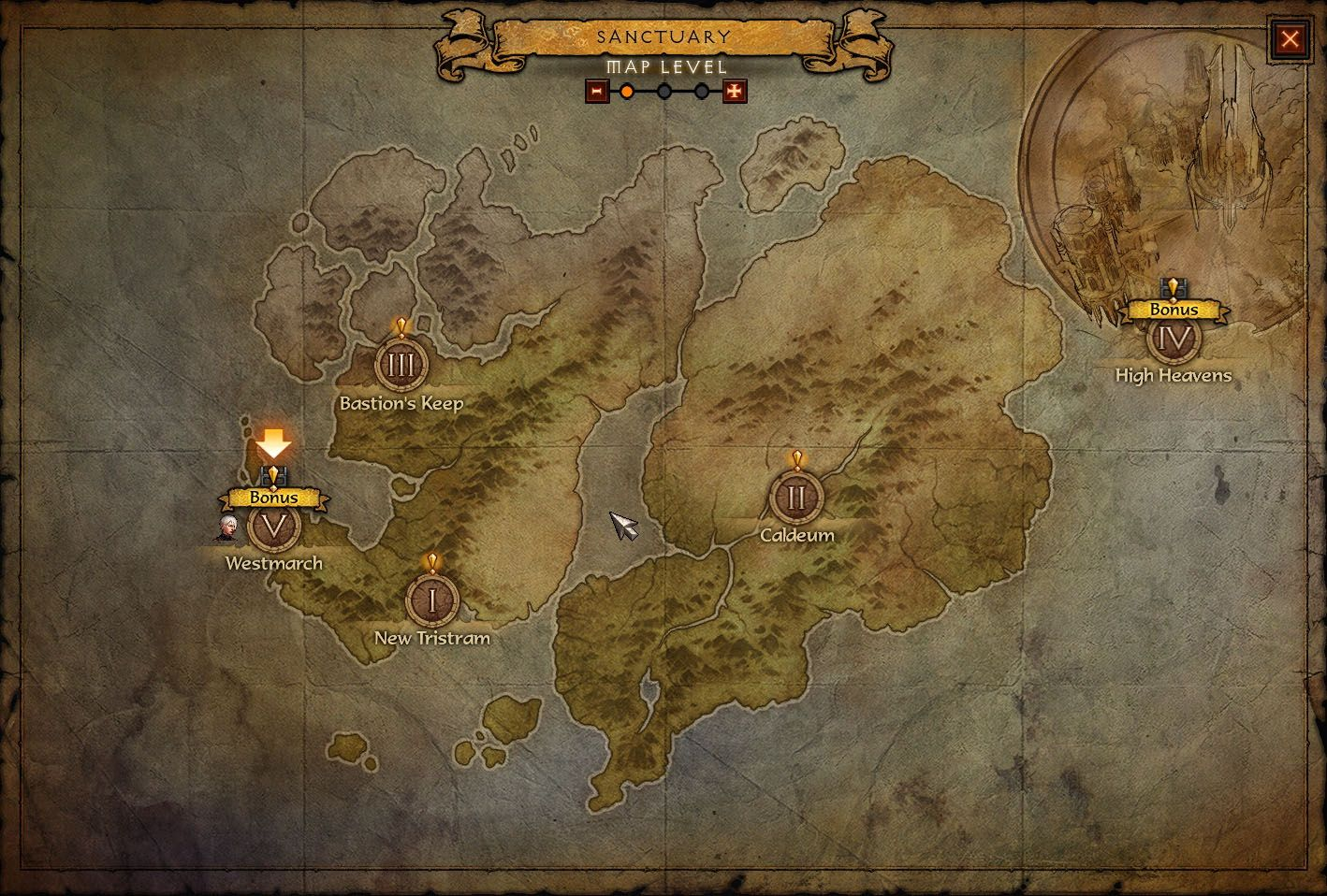 Towns too hard to see on new diablo 3 waypoint map fans suggest towns too hard to see on new diablo 3 waypoint map fans suggest easier visuals gumiabroncs Gallery