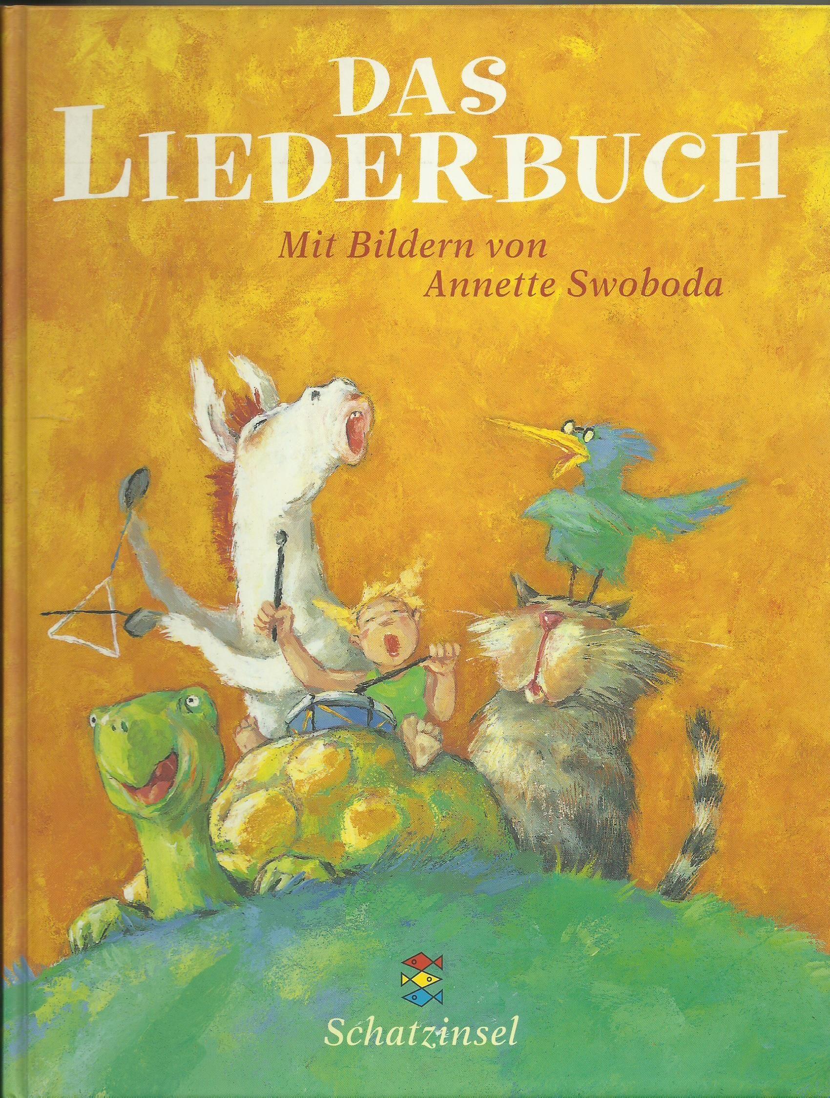 Das #Liederbuch für Groß und Klein mit #Gitarrengriffen und Noten ...
