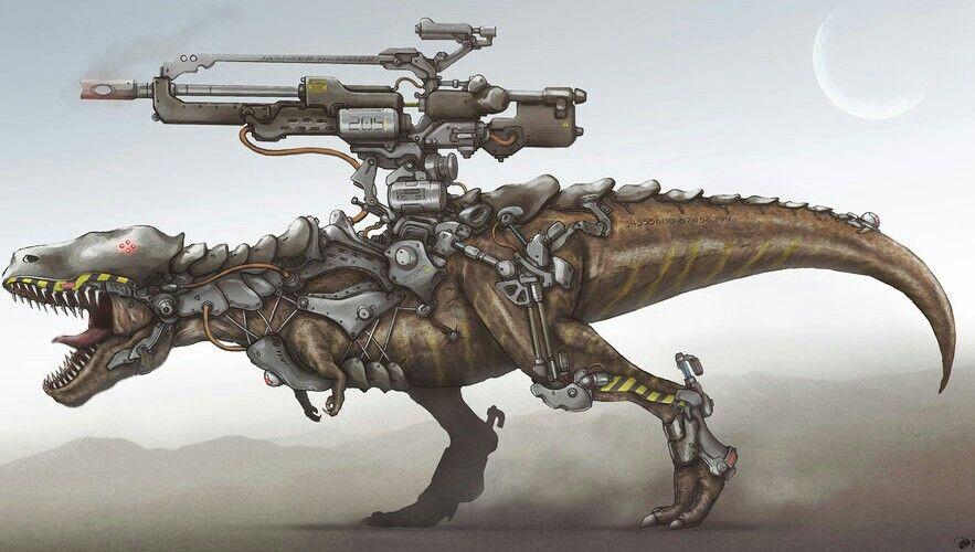 c rex bionic genetic