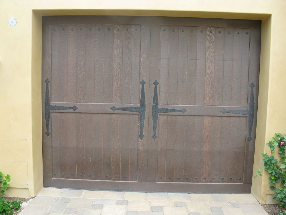 Custom Cedar Wood Garage Doors Cedar Garage Door Garage Doors