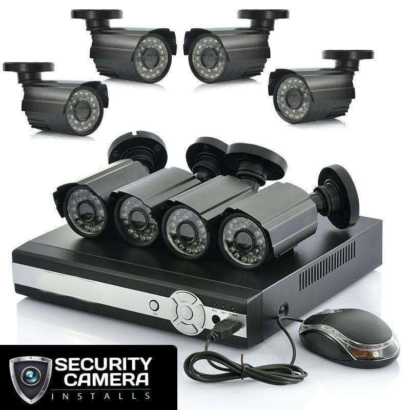 Security Camera Security Camera Installation Security Camera Installer