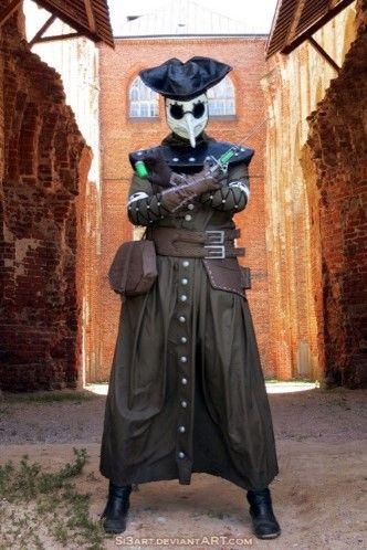 Plague Doctor de Assassin's Creed