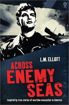 Across Enemy Seas - NEW FOR APRIL 2015