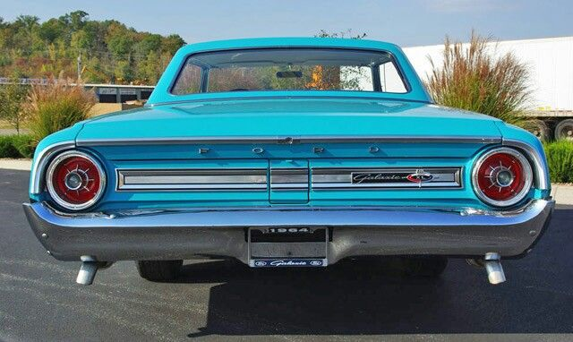 This Is A 1964 Ford Galaxy My Husband Bought Me A Car Exactly