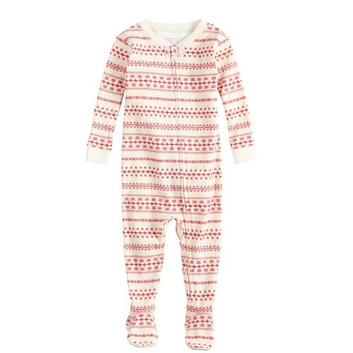b1b4af5717ef Baby Infant LC Lauren Conrad Jammies For Your Families Knit Winter ...