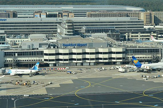 Ab 6. November 2014 können Condor Gäste in Frankfurt noch